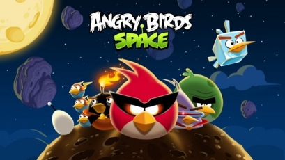 Вышла Angry Birds Space