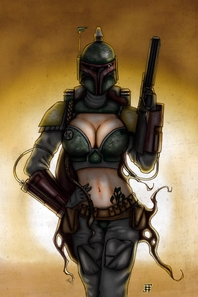 Female Boba Fett