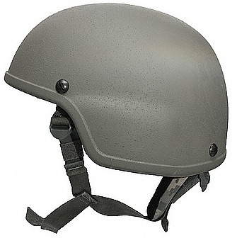 Прототип каски Enhanced Combat Helmet