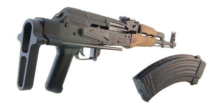 Специалисты компании, ранее выпустившие оригинальные модификации приклада для оружия серии AR...