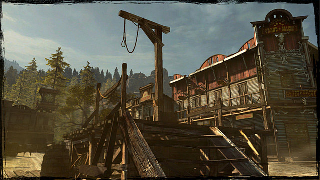 Call of Juarez: Gunslinger - ������ ���������
